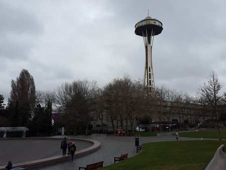 One day in Seattle