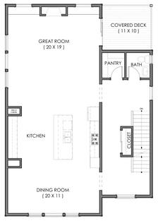 3401 Main Floor- 2nd