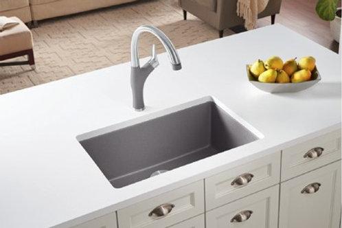 Blanco SilGranit Single Basin  Undermount Sink