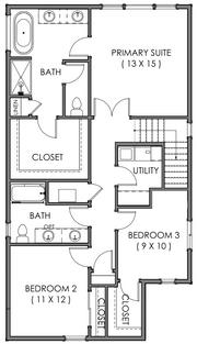 2723 Upper Floor - 3rd