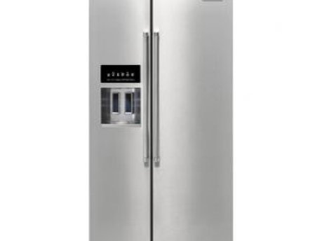 Kitchen Aid Refrigerator Side by Side