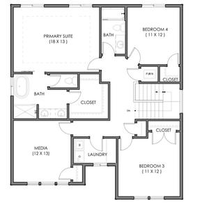 3038 Upper Floor