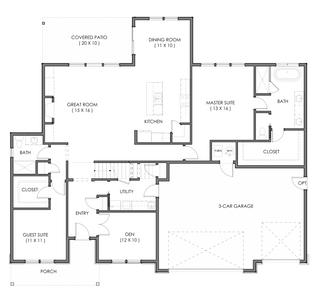 2863 Main Floor