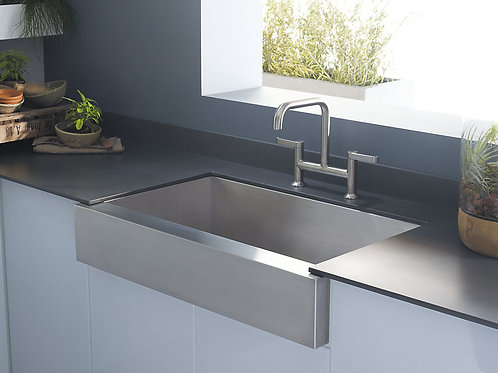 Kohler Vault Stainless Steel Apron Sink