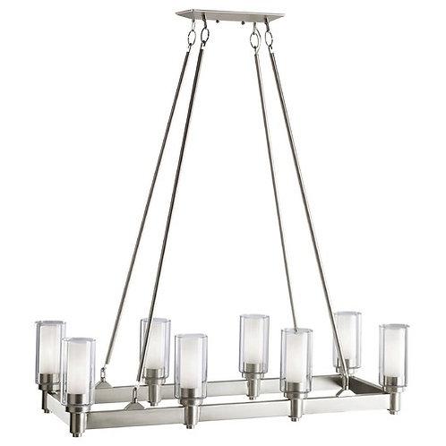 Circolo Clear Glass Rectangle