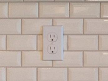 110 4 Plug Outlet