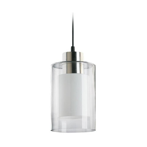 Double Cylinder Pendant