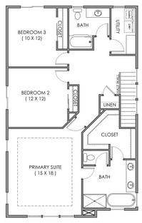 2912 Upper 3rd Floor