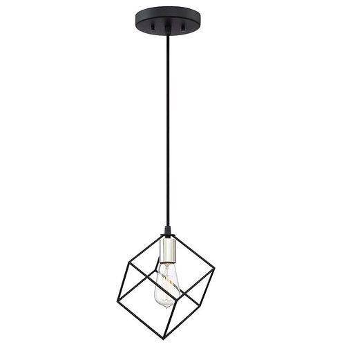 Earth Black Pendant Light
