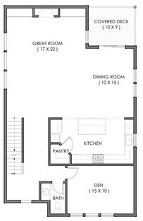 3310 Main Floor- 2nd