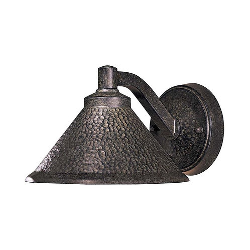 Kirkham Hammered Outdoor Light