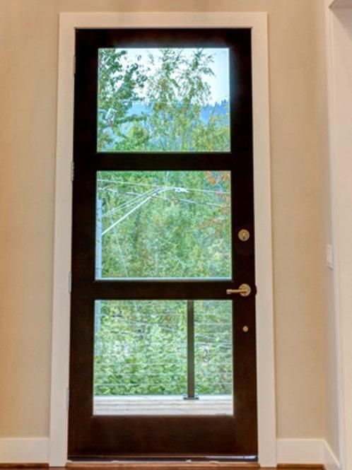 Urban 3 Panel Front Door