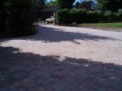 Tegula Traditional Driveway