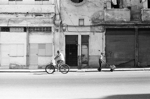 Bici y carro