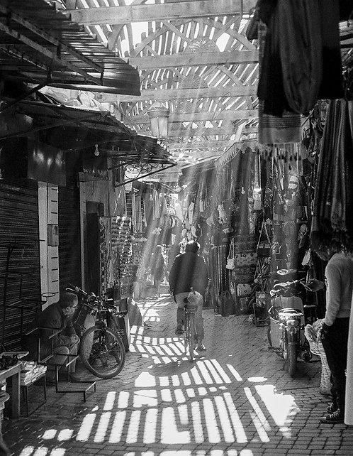 Marrakech vélo