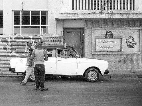 Habana coche