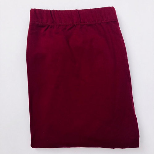 Oh-So-Soft Leggings - Burgundy