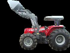 pala agricola cargadora