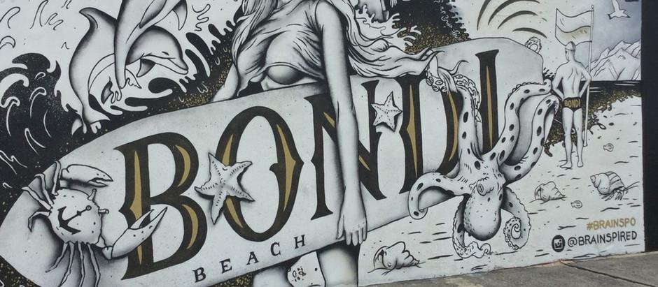 Best street art in town...