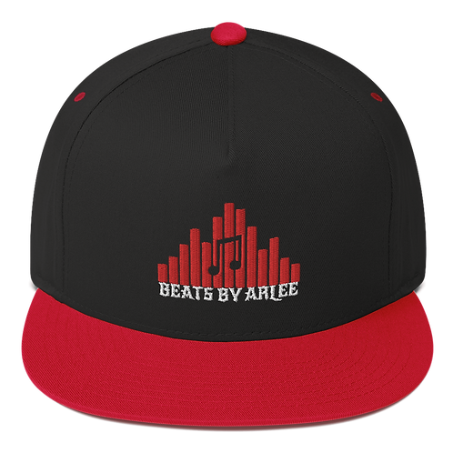 BeatsByArlee Snapback (Black & Red)