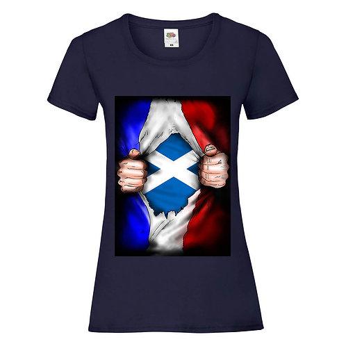 T-shirt Femme Rock - DRA3 1