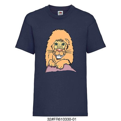 T-shirt enfant - Lion (plusieurs coloris) 1