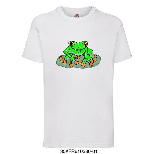 T-shirt enfant - Grenouille (plusieurs coloris) 1