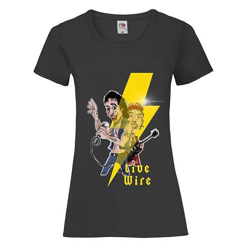 T-shirt Femme Rock - E1 1