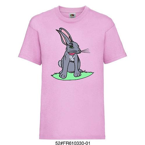 T-shirt enfant - Lapin (plusieurs coloris) 1