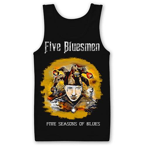 Débardeur Homme - Homme fou Five Bluesmen 1