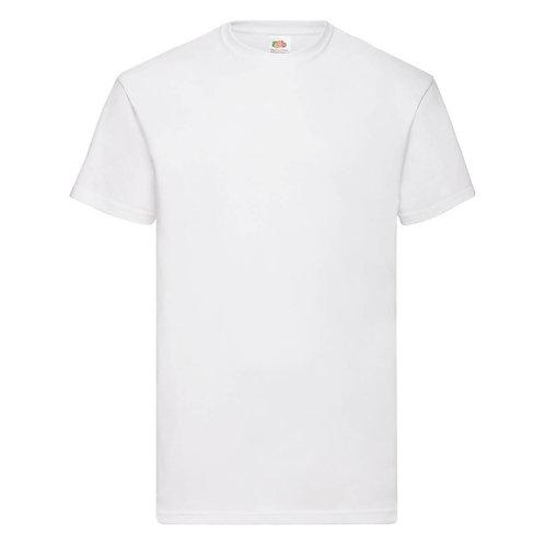 T-shirt homme - Uni blanc