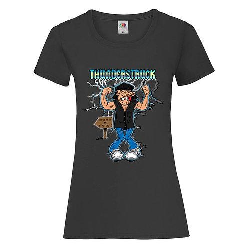T-shirt Femme Rock - BR1 1
