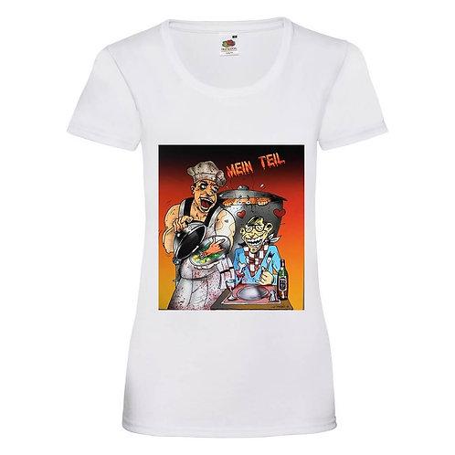 T-shirt Femme Rock - Mein Teil 1
