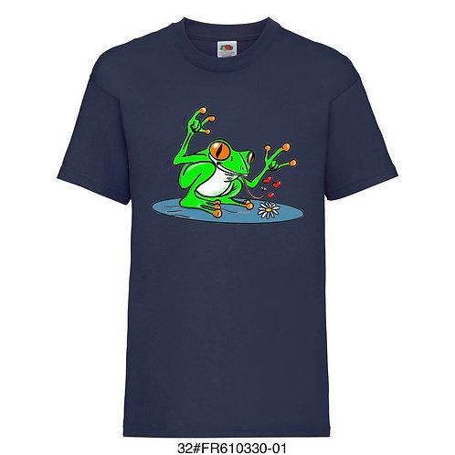 T-shirt enfant - Grenouille heavy metal (plusieurs coloris) 5