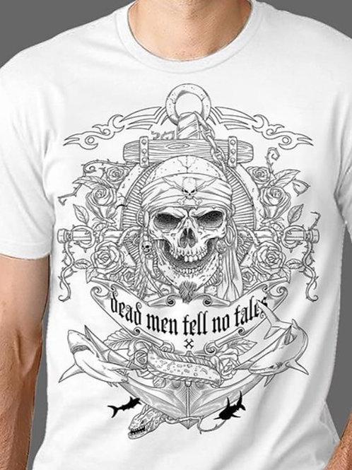 T-shirt Homme Luminol - Pirate 1
