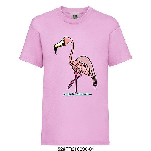 T-shirt enfant - Flamand (plusieurs coloris) 1