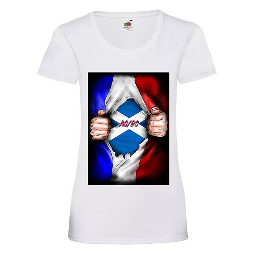 T-shirt Femme Rock - DRA1 1