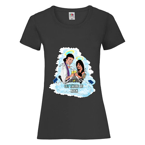 T-shirt Femme Rock - E3 1