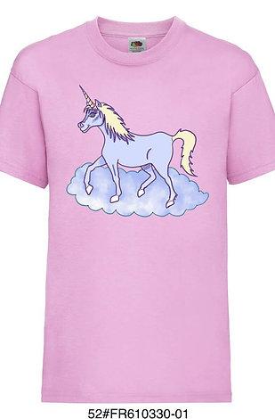 T-shirt enfant - Licorne (plusieurs coloris)
