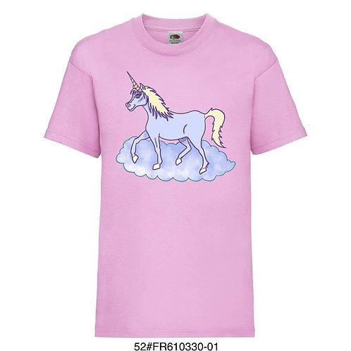 Copie de T-shirt enfant - Licorne (plusieurs coloris) 3