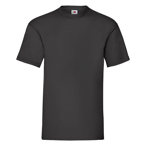 T-shirt homme - Uni noir
