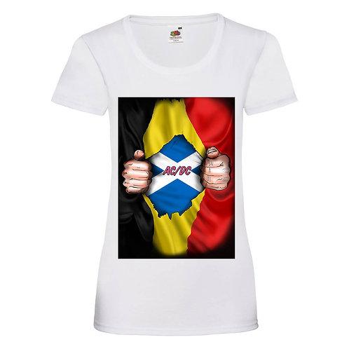 T-shirt Femme Rock - DRA4 1