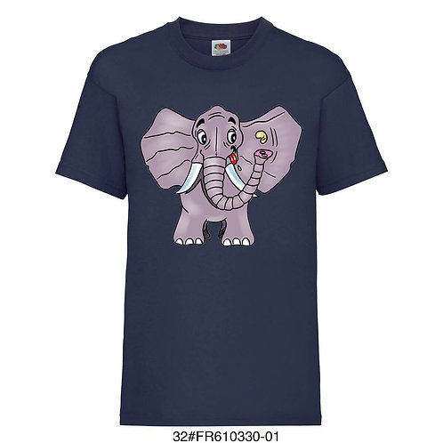 T-shirt enfant - Elephant (plusieurs coloris) 1