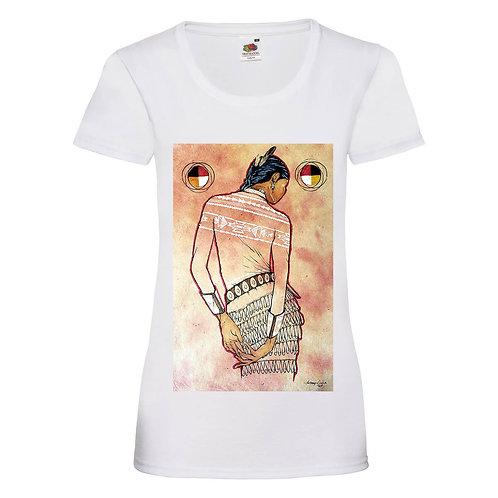 T-shirt femme - Navajo ind 10 (plusieurs colories) 2