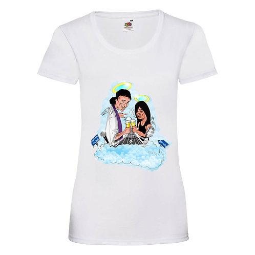T-shirt Femme Rock - E2 1