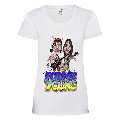 T-shirt Femme Rock - D3 1