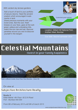 Celestial Mountains