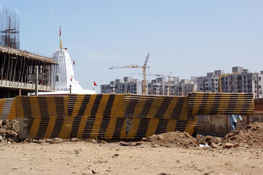"""Construction site """"Oasis"""""""