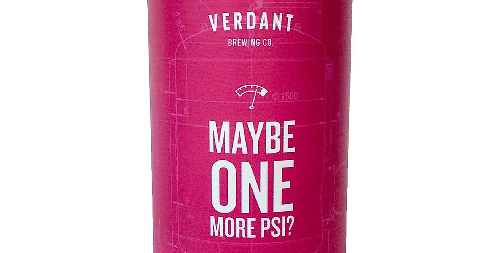 Verdant Brewing Co - Maybe One More PSI
