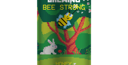 Elusive Brewing - Bee Strong